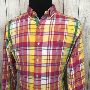 Ralph Lauren XL Multicolor Classic Fit Shirt